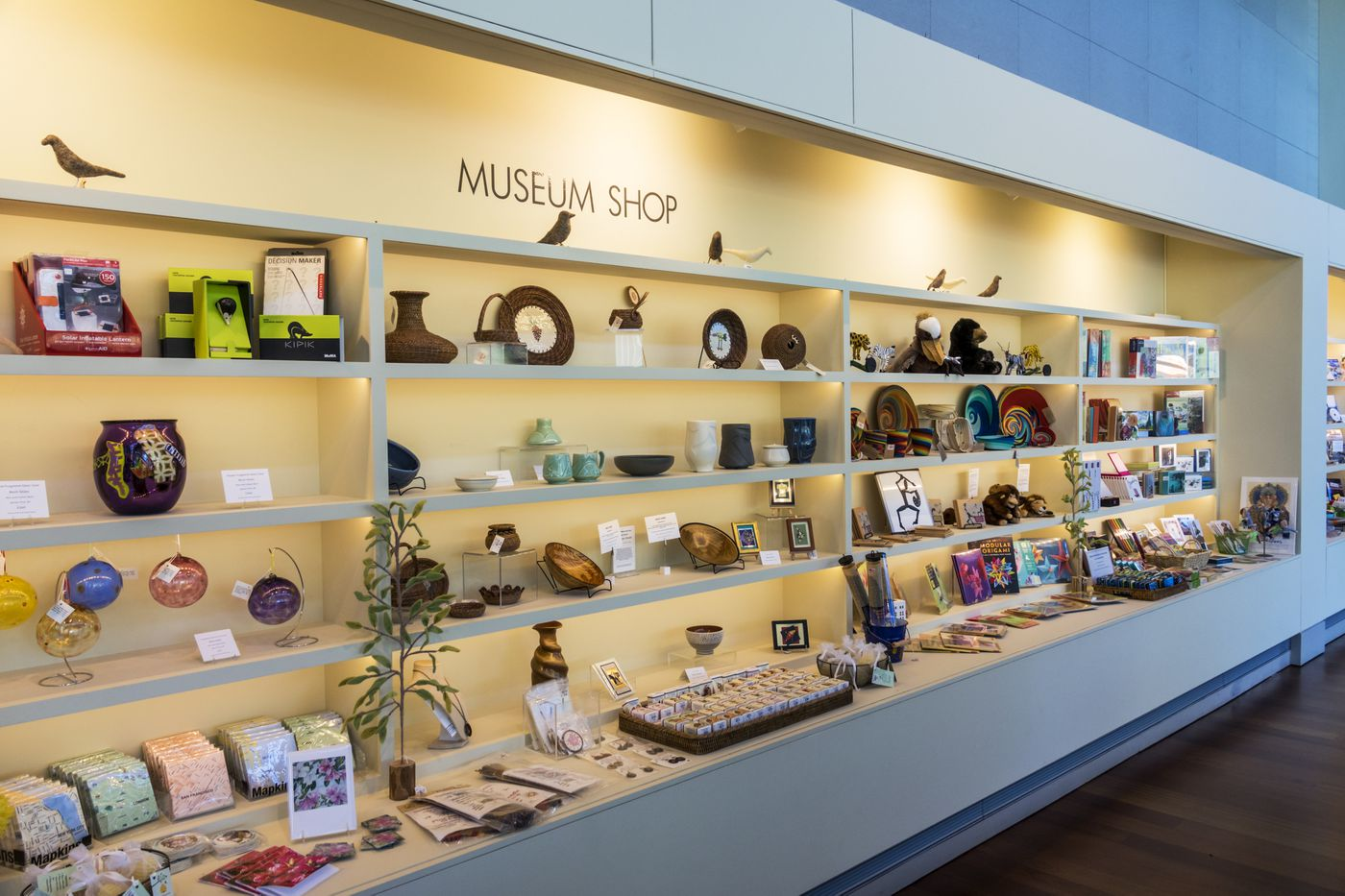 Museum Gift Shops